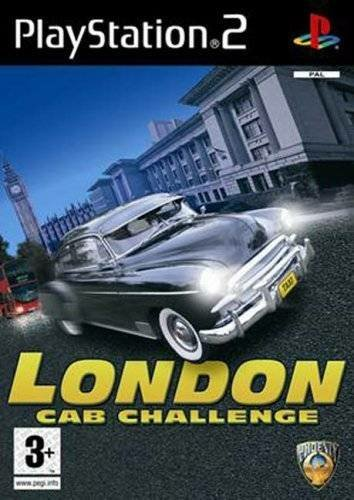 London Cab Challenge - Worst PS2 Driver? | Video Games Amino