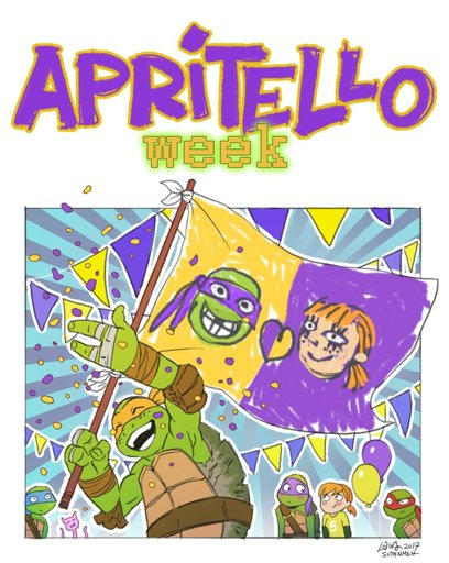 Donnie X April Wiki Teenage Mutant Ninja Turtles Amino
