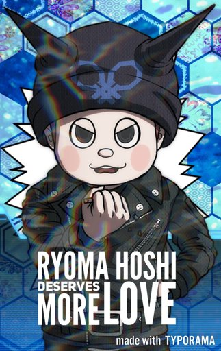 Draml Challenge Ryoma Hoshi Danganronpa Amino I really love using blue for edits, it's just such a nice color to work with. amino apps