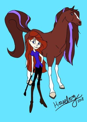 Nikki & Ember | Wiki | Horseland! Amino