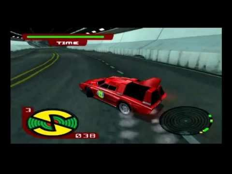 Captain Scarlet - Worst PS2 Driver 2?!? | Video Games Amino