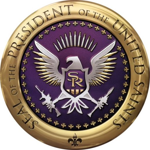 United Saints President Seal Wiki Saints Row Roleplay Amino