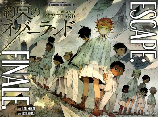 My Thoughts On The Promised Neverland Anime Amino