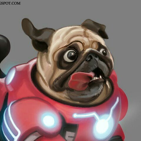 Iron Dog Mlg Mario Amino