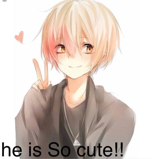 One Of The Cutest Boy Anime Ever Kawaii Amino Amino