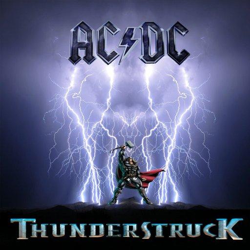 Thunderstruck Supernatural