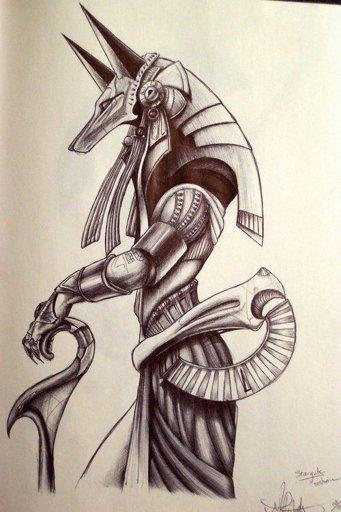 Anubis | Wiki | 🐲 Hatchling Clan 🐉 Amino
