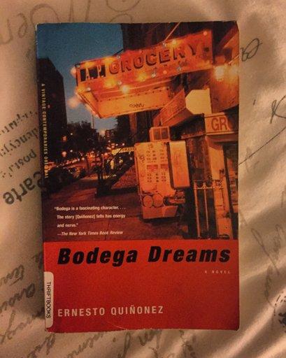 Review Bodega Dreams By Ernesto Qui Onez Books