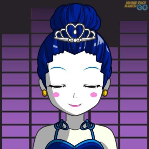 Ballora Bun Crown