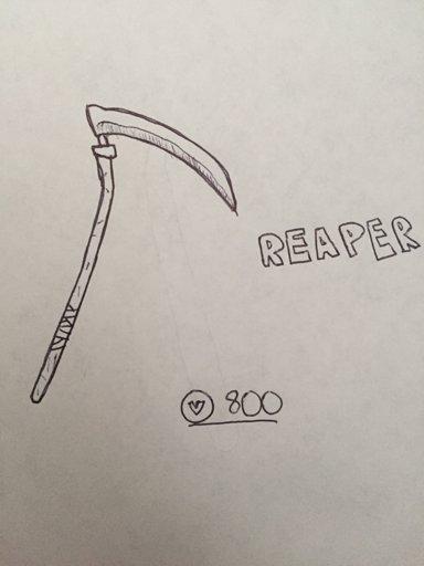 Reaper Fortnite Battle Royale Armory Amino
