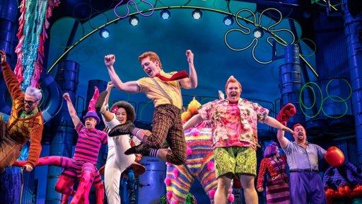 Spongebob Broadway Bootleg | Wiki | Spongebob The Musical Amino