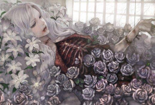 За подаренную розу страстно отдалась