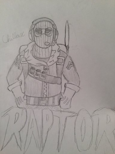 Raptor Drawing First Post Fortnite Battle Royale