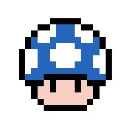 My Two First Pixel Arts Using A Mobile App Mario Amino