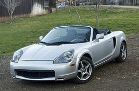The Third Generation MR2 Was Marketed As The Toyota MR S In Japan, Toyota  MR2 Spyder In The US, And The Toyota MR2 Roadster In Europe.