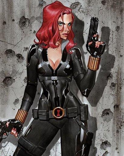 Black Widow   Wiki   Marvel Amino