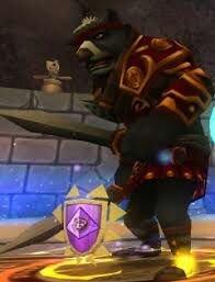 Soloing Gladiator Dimachaerus | Wizard101 Amino