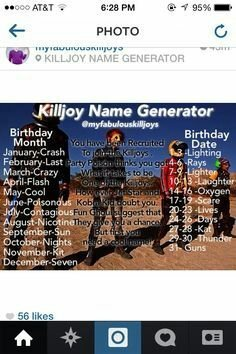Softball nickname generator