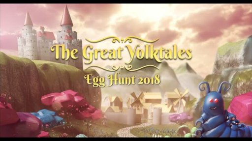 Roblox Egg Hunt 2018 The Great Yolktales Starting Out And Egg Hunt 2018 Roblox Amino