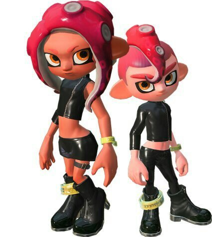 My Theory On The New Octo Expansion Splatoon2》 Amino