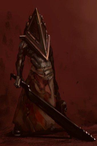 Pyramid Head Wiki The Silent Hill Amino Amino