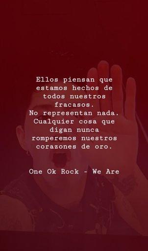 💀💙fan de one ok rock💙💀(loli) | ONE OK ROCK (en Español