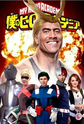 My Hero Academia live-action movie coming from Detective