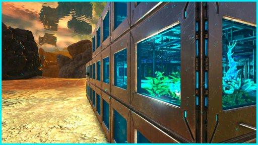 Water pen/base East | Wiki | Ark Survival Evolved Amino