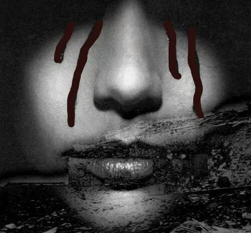 Lo Que Sus Ojos Lloran Sangre Poetas Escritores Amino