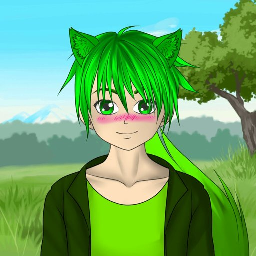 Green ver. of Kazuto