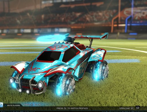slipstream rocket league