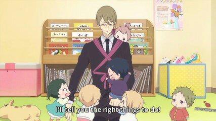 gakuen babysitter episode 1