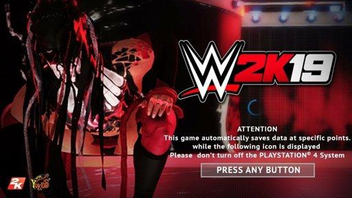 WWE2K19 Main Menu Concept! | Wrestling Amino