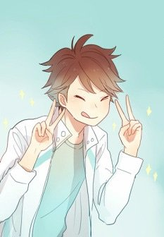 Breakfast  | Oikawa Tooru X Male! Reader | Haikyuu!! Amino
