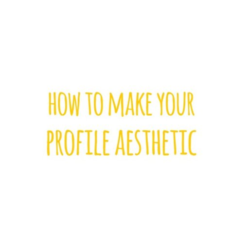 How to make your profile aesthetic | ARMY's Amino