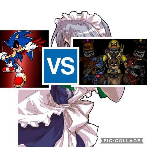 Blood Lust Battles EP 14 Sonic EXE vs FNAF 4 | Wiki