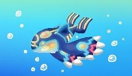 Pixel Art Eeveelution Primo Kyogre Pokémon Amino