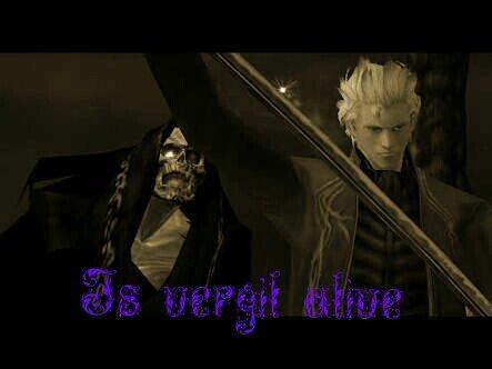ᴛʜᴇᴏʀʏ ʙᴜsᴛᴇʀ: is Vergil alive | Devil May Cry Official Amino
