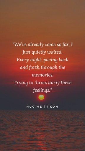 Hug Me Wallpaper🤗 | iKON Amino