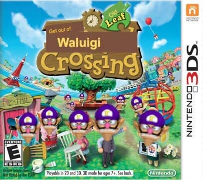 3ds Games 2020.Novo Jogo Do Waluigi Para 3ds Em 2020 Nintendo Amino Amino