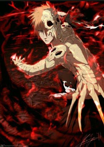 ichigo skull clad wiki anime amino