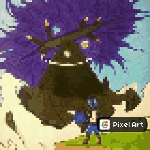 Pixel Art 3 Pokémon Amino
