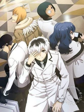 Tokyo Ghoul Season 3 Ep  1 Review | Anime Amino