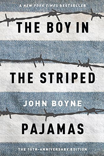 author of the boy in the striped pyjamas