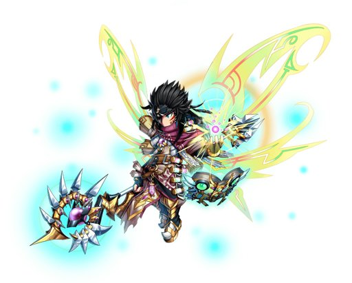 The new Shion looks great! | Brave Frontier/BF 2 Amino