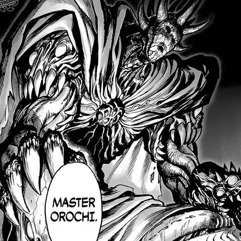 Monster King Orochi Theory | ONE PUNCH Amino