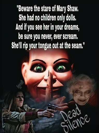 Eileen In Dead Silence Supernatural Amino