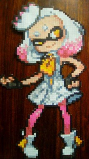Pearl Pixel Art !