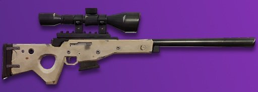 Epic Bolt Action Sniper Stats Wiki Fortnite Battle Royale Armory Amino