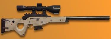 Legendary Bolt-Action Sniper Stats | Wiki | Fortnite ...